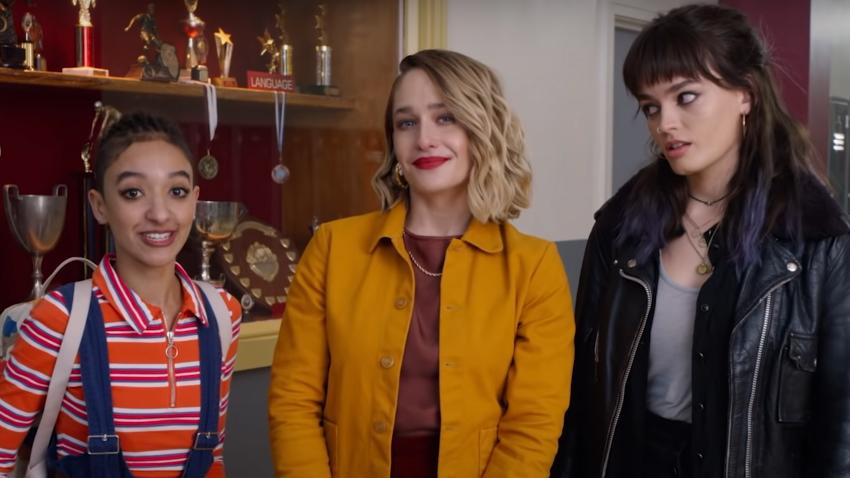 Тизер третьего сезона «Полового воспитания» обещает новые порядки в школе Мурдейла