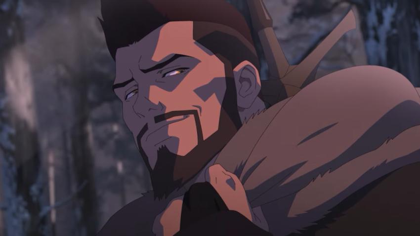 Молодой Весемир в новом тизере аниме «Ведьмак: Кошмар волка»