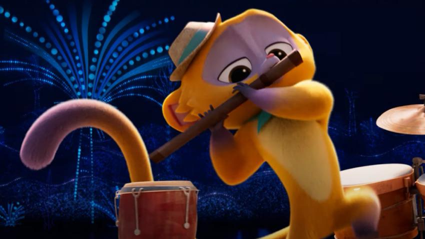 Маленький зверек готов на все ради любви и музыки в трейлере анимационного мюзикла «Виво»