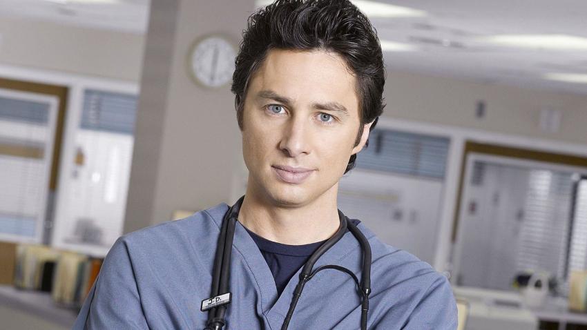 Звезда сериала «Клиника» Зак Брафф станет колонизатором Марса в романтической комедии