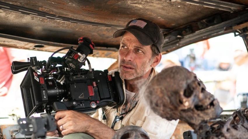 Netflix запустил в разработку сиквел «Армии мертвецов» Зака Снайдера