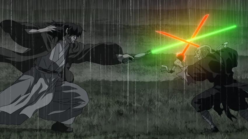 Disney показала первую фичуретку аниме-антологии по «Звездным войнам»