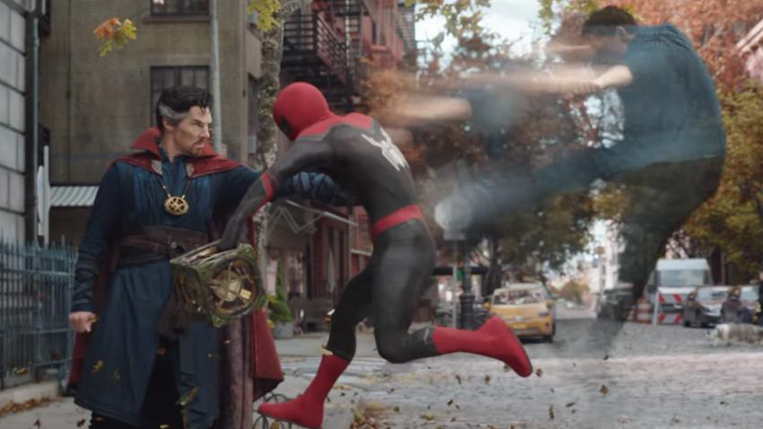 Вышел официальный трейлер «Человека-паука: Нет пути домой»