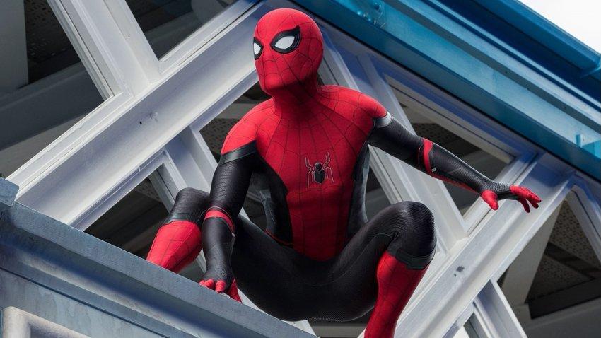Планы по попаданию Человека-паука в киновселенную Marvel строились в обстановке секретности