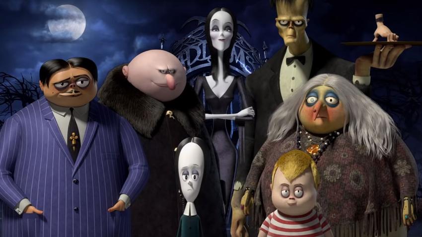 Мультфильм «Семейка Аддамс: Горящий тур» выйдет онлайн одновременно с кинопрокатом