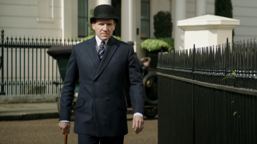 Вышел новый трейлер шпионского экшена «King's Man: Начало»