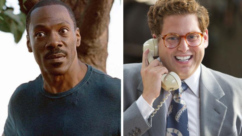 Эдди Мерфи и Джона Хилл сыграют в комедии об отношениях для Netflix