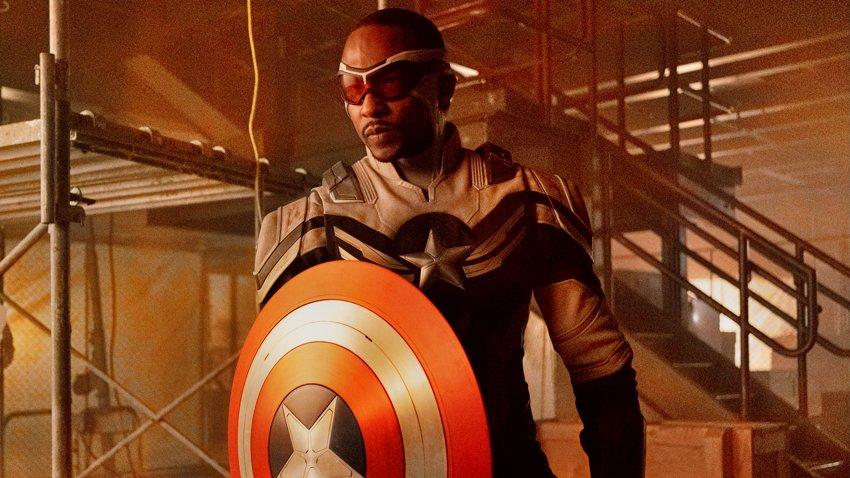 Четвертая часть «Капитана Америка» запущена в разработку с новым кэпом в исполнении Энтони Маки