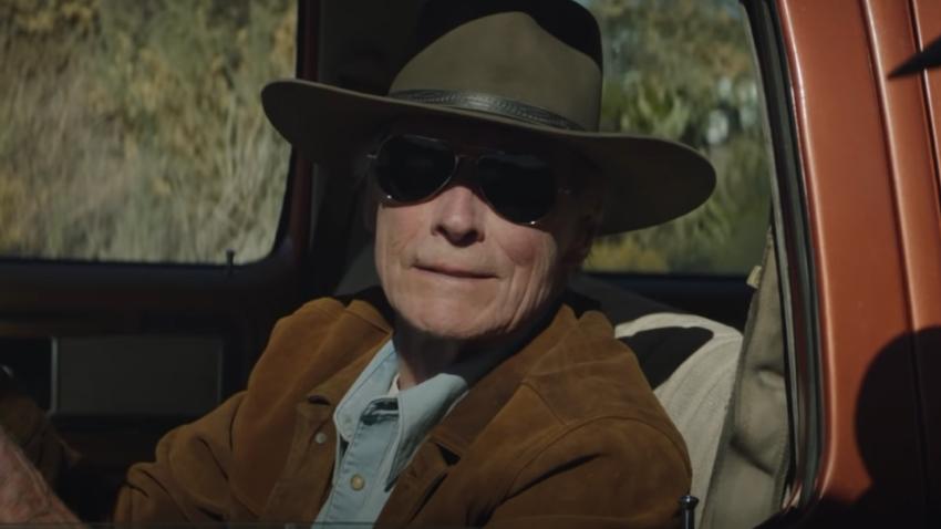 Старый коневод Клинт Иствуд отправляется на задание в трейлере роуд-муви «Мужские слезы»