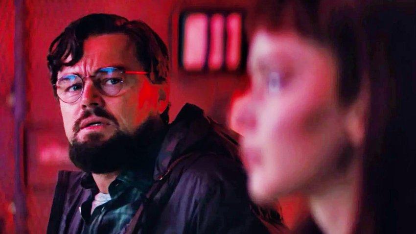 Вышел русский тизер нового фильма с Леонардо ДиКаприо «Не смотрите наверх»