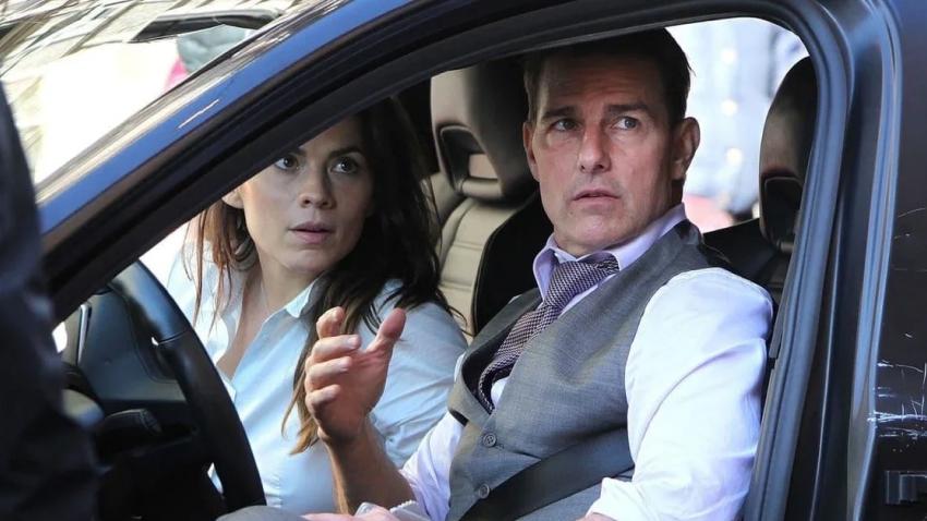 Paramount потребовала страховку из-за неоднократных остановок съемок «Миссии: невыполнима 7»