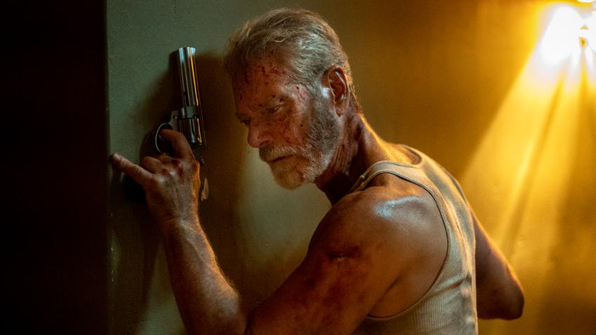 Вышел новый русский трейлер триллера «Не дыши 2» со Стивеном Лэнгом