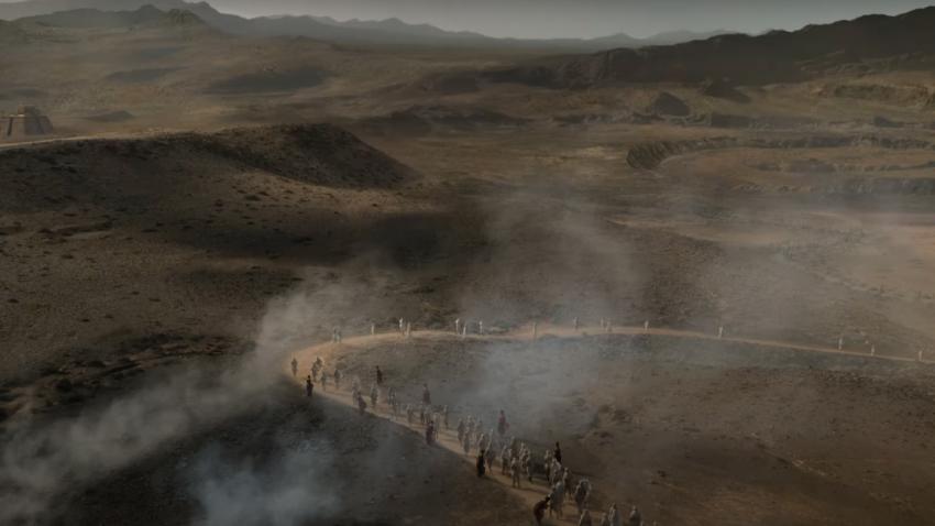Джаред Харрис готовится спасать человечество в первом трейлере сериала «Основание»