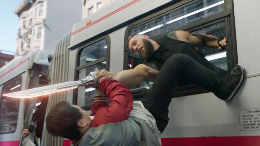 Marvel показала ударный экшен в грядущем фильме «Шан-Чи и легенда десяти колец»