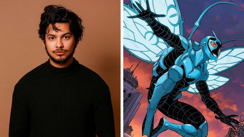 Звезда «Кобры Кай» станет супергероем Синим Жуком в экранизации комиксов DC