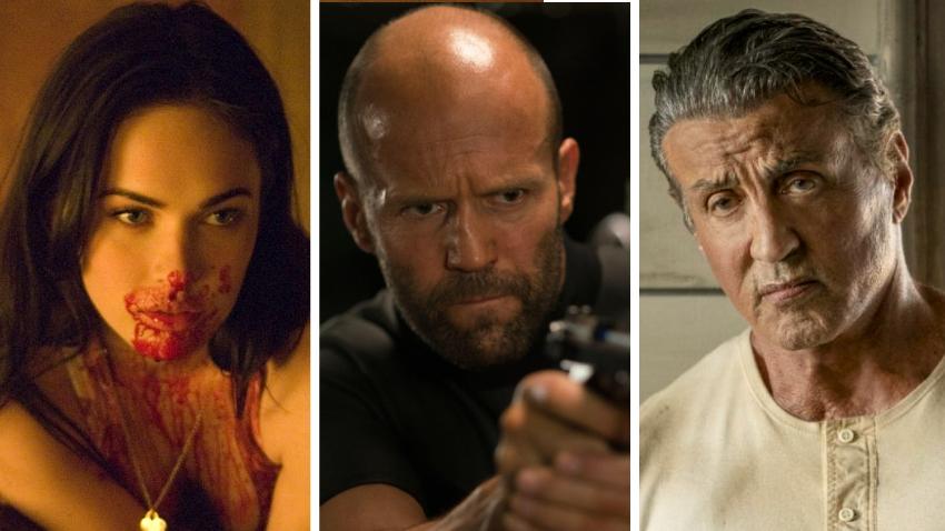 Меган Фокс присоединилась к Джейсону Стэйтему и Сильвестру Сталлоне в «Неудержимых 4»