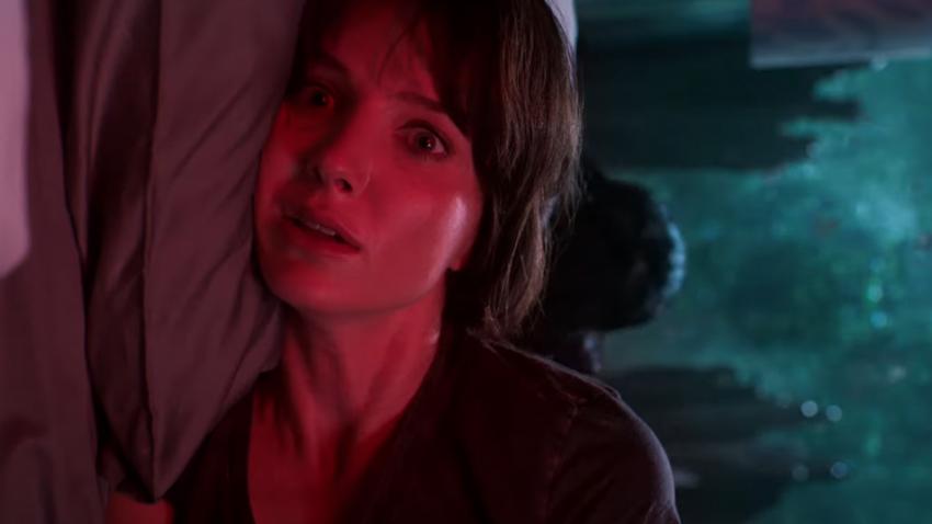 Потусторонняя сущность вселяется в девушку в новом трейлере ужастика «Злое» Джеймса Ванна