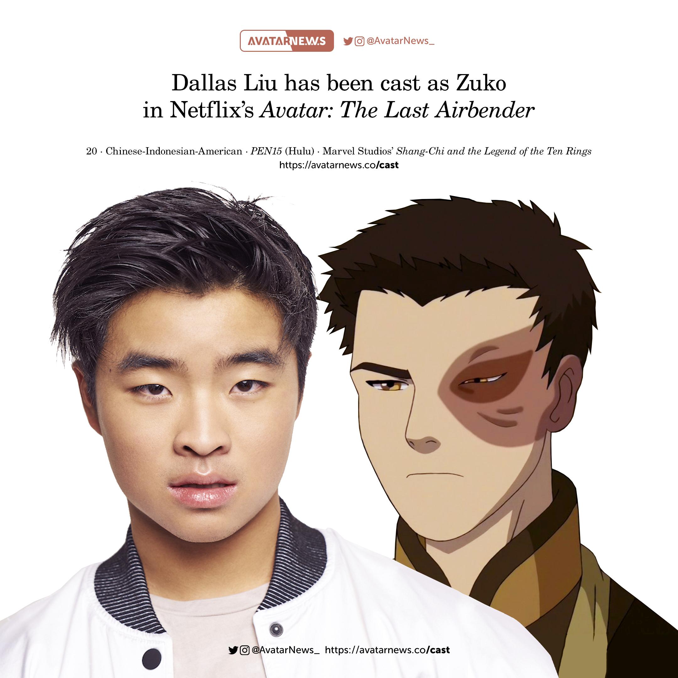 Слух: найдены исполнители главных ролей для игрового сериала «Аватар: Легенда об Аанге»