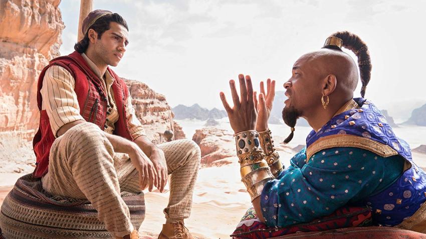Продолжение фильма «Аладдин» от Disney придется ждать еще долго