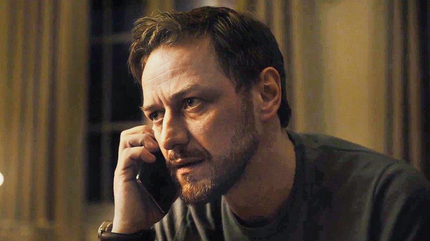 Джеймс МакЭвой ищет маленького сына в русском трейлере триллера «Исчезнувший»