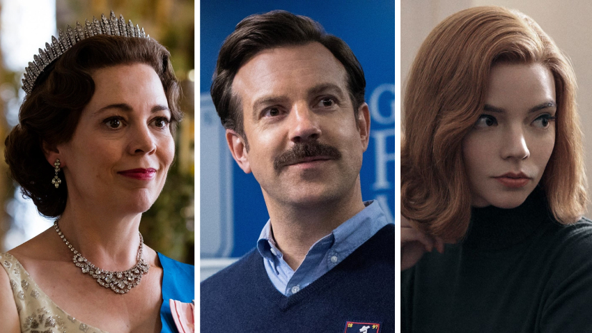 Сериалы «Корона», «Тед Лассо» и «Ход королевы» стали триумфаторами «Эмми»