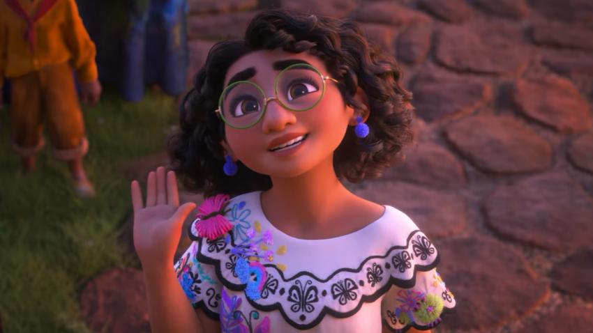 Вышел трейлер мультфильма Disney «Энканто» про девочку, которая стремится стать особенной