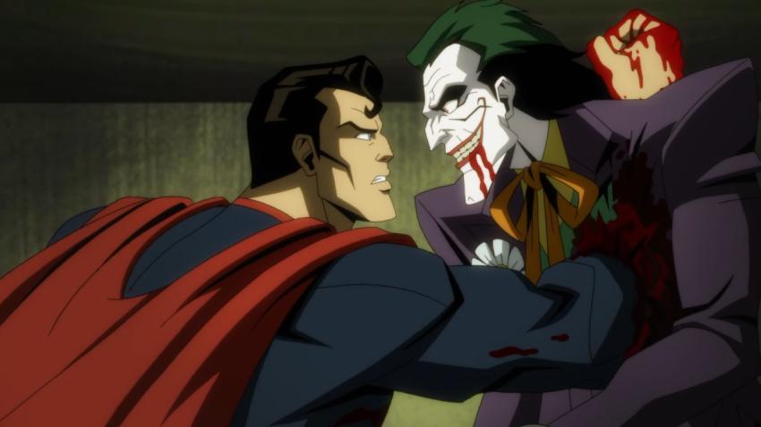 Супермен творит жестокое правосудие в новом трейлере экранизации игры Injustice