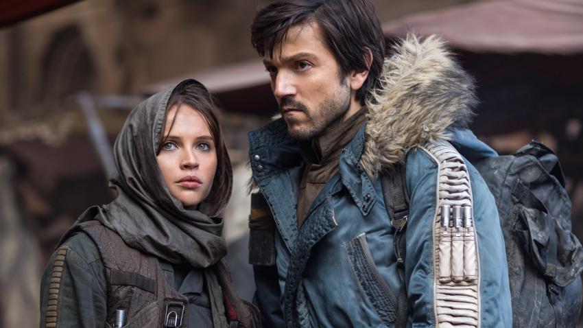 Завершились съемки сериала «Андор» по «Звездным войнам»