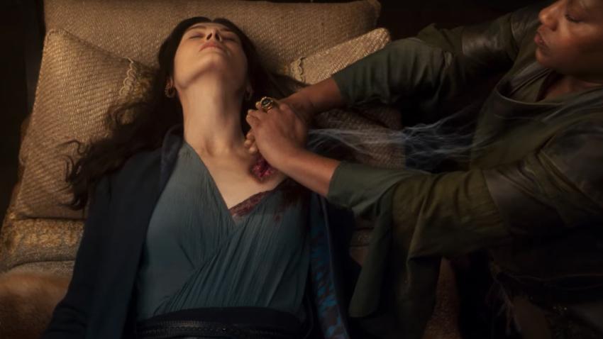 Розамунд Пайк пытается спасти мир в первом трейлере фэнтези «Колесо времени»