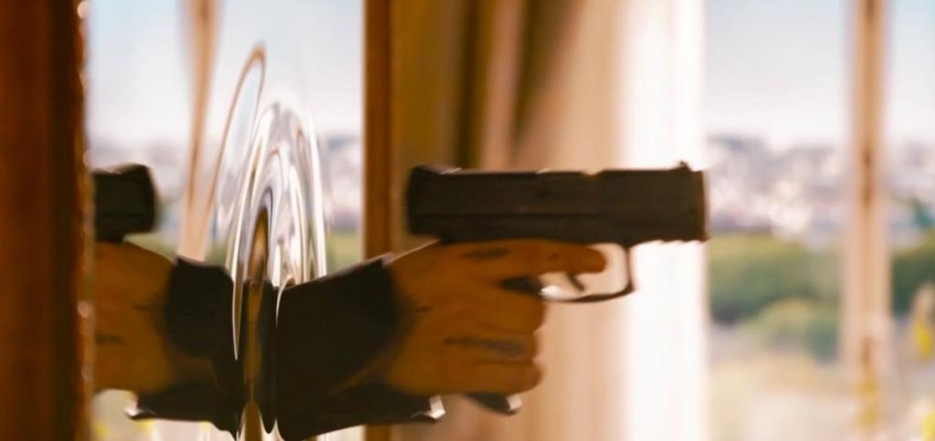 Представлены первые кадры из «Матрицы 4» с Киану Ривзом