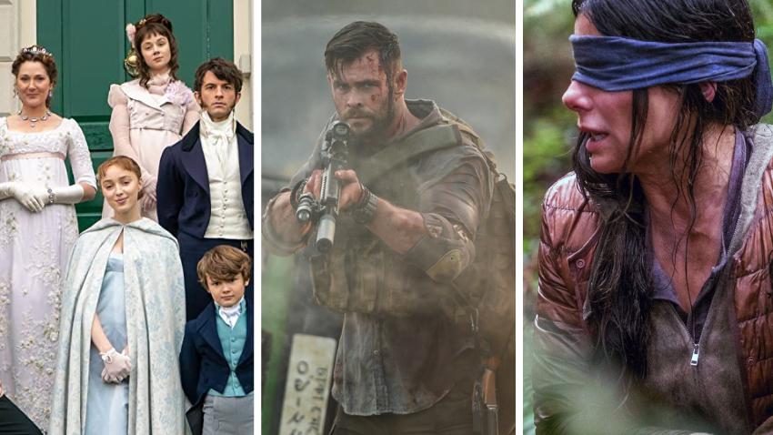 Netflix раскрыл просмотры своих самых популярных сериалов и фильмов