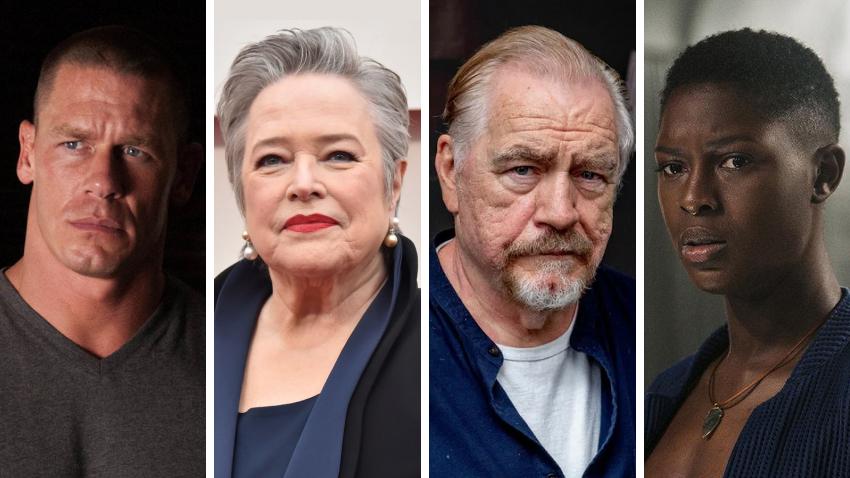 Джон Сина, Кэти Бейтс, Брайан Кокс и Джоди Тернер-Смит сыграют в триллере о выборах в США
