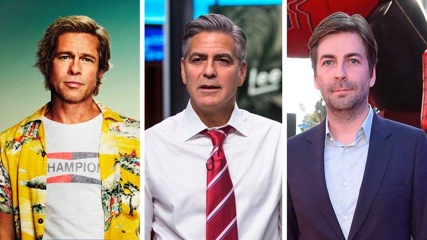 Режиссер Джон Уоттс выбрал киностудию для нового фильма с Джорджем Клуни и Брэдом Питтом