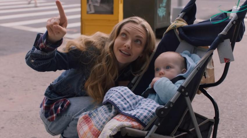 Трудности и страхи материнства в трейлере драмы «Полный рот воздуха»
