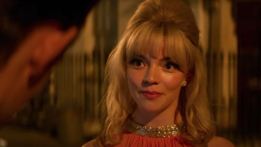Вышел новый трейлер психологического триллера «Прошлой ночью в Сохо» с Аней Тейлор-Джой