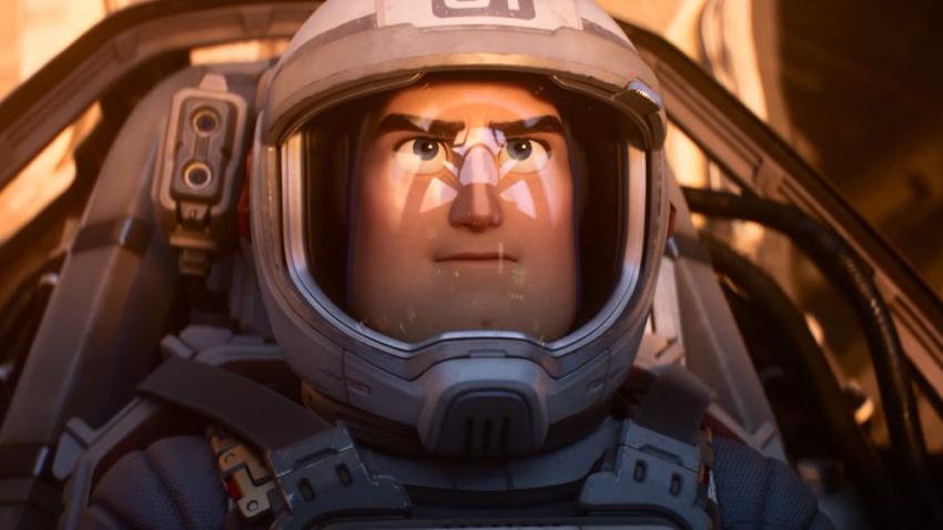 Вышел первый русский трейлер мультфильма «Базз Лайтер»
