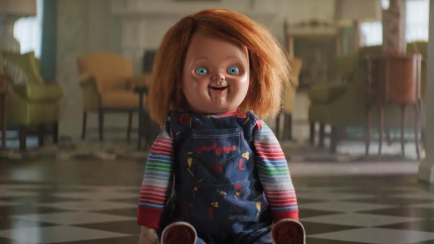 Вышел новый трейлер сериала ужасов «Чаки» про куклу-убийцу