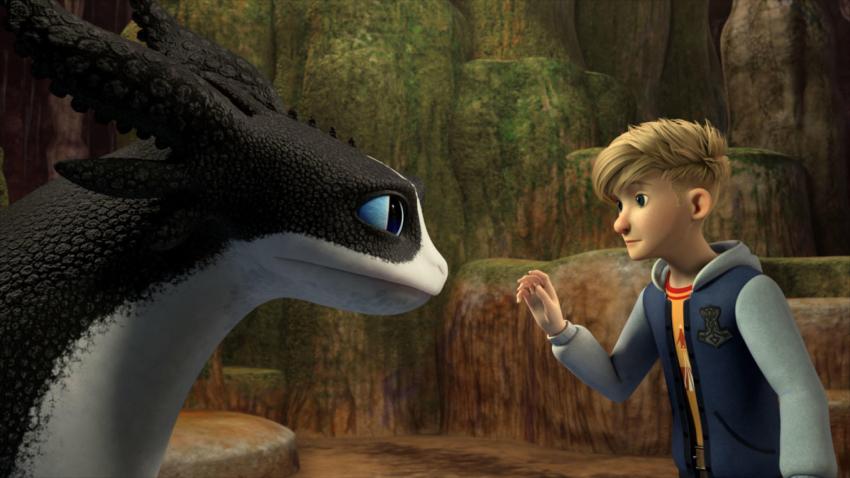Мультфильмы «Как приручить дракона» получат сериальное продолжение