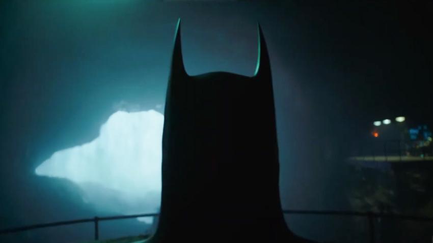 Вышел первый тизер «Флэша», в котором появился Бэтмен из фильма 1989 года