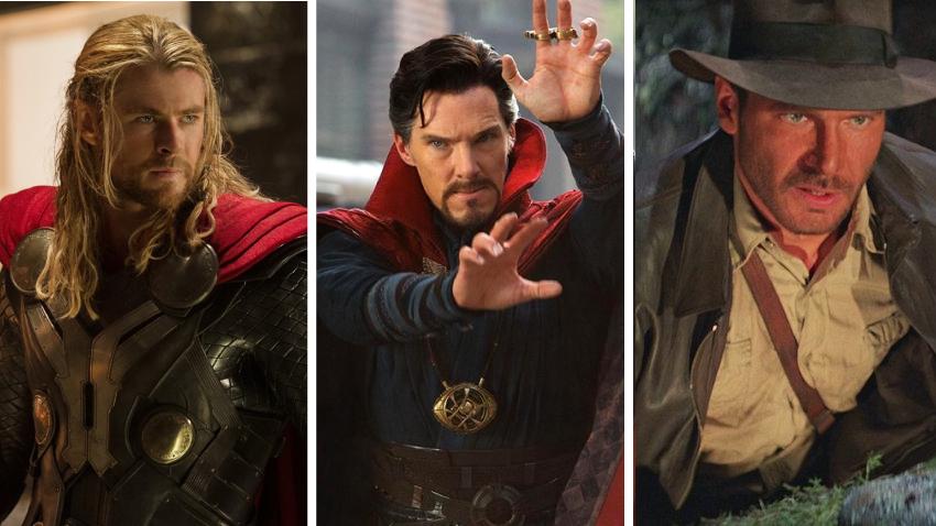 «Тор 4», «Доктор Стрэндж 2» и другие фильмы Marvel, а также новый «Индиана Джонс» перенесены