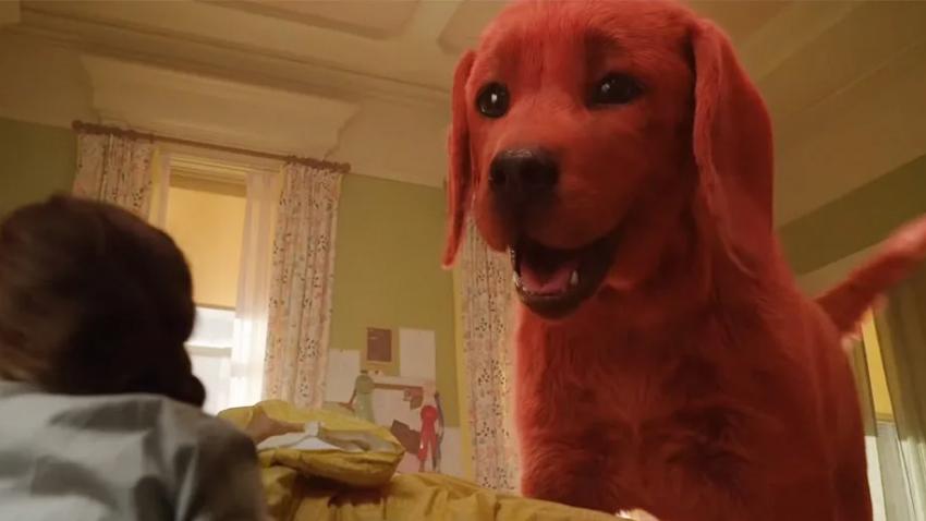 Комедия «Большой красный пес Клиффорд» выйдет в России в декабре