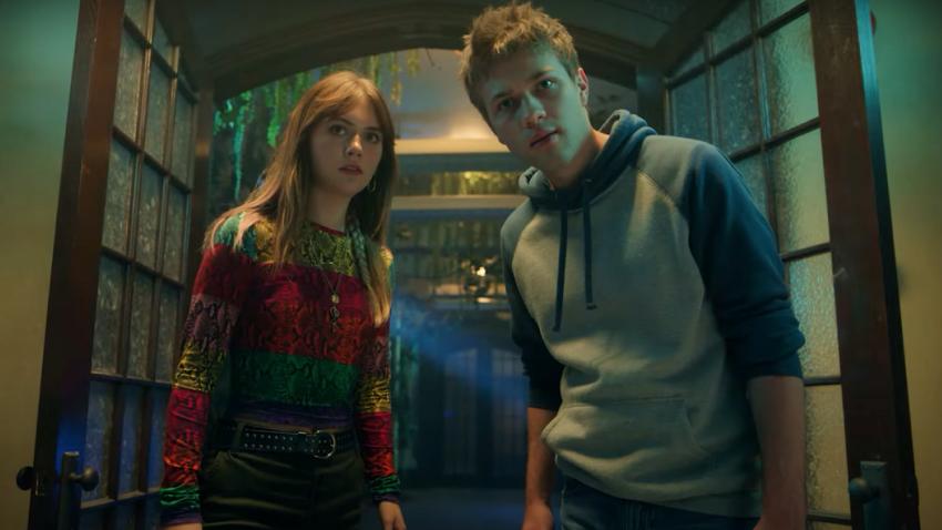 Вышел русский трейлер второго сезона мистического сериала от Netflix «Лок и ключ»