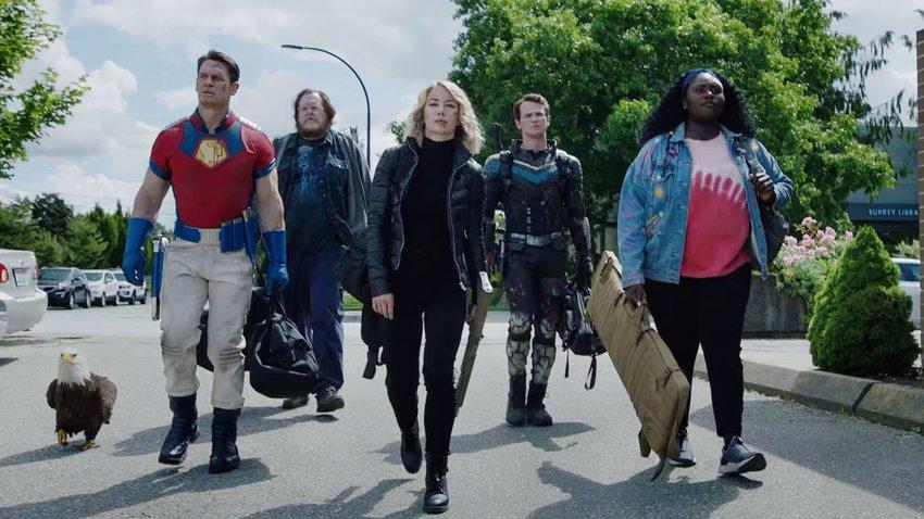 Джон Сина сносит всех на своем пути в тизере сериала «Миротворец»