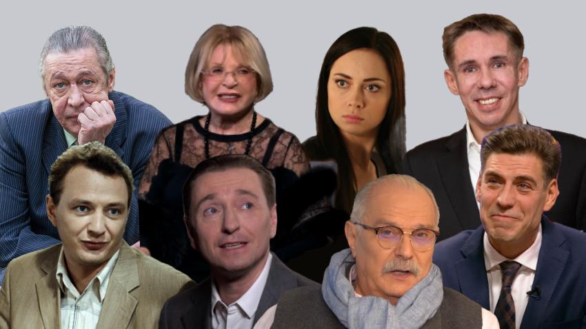 Российские актеры, которые стали вызывать раздражение после сомнительных поступков