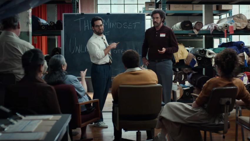 Пол Радд втирается в доверие к Уиллу Ферреллу в новом трейлере шоу «Психиатр по соседству»
