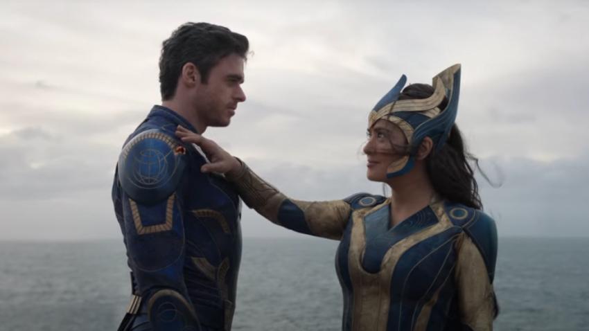 Marvel выпустила фичуретку о главных героях фильма «Вечные»