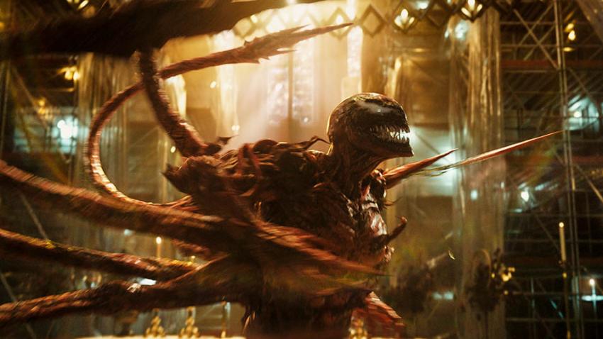 «Веном 2» отлично стартовал в кинопрокате США и уступил только «Черной вдове»