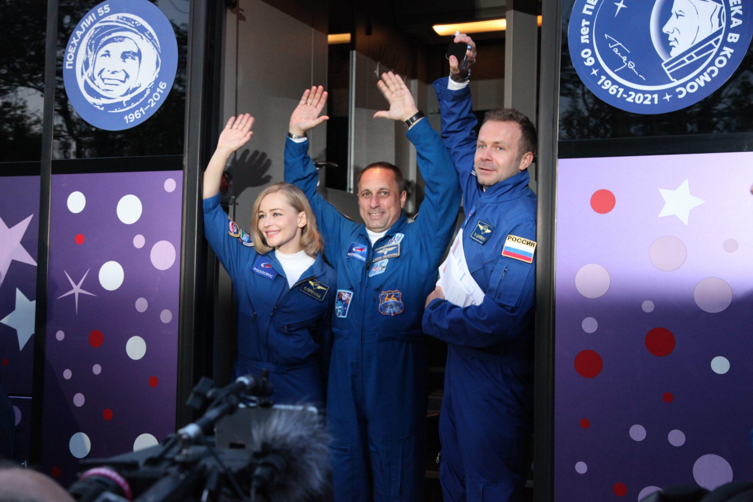 «10 дней за 2 млрд рублей»: что думают о фильме «Вызов» российские космонавты и артисты, которые не полетели в космос