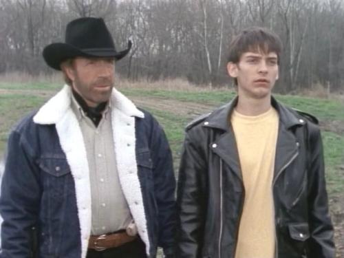 Тоби Магуайр сыграл сложного подростка. Через несколько лет актер станет первым экранным «Человеком-пауком»